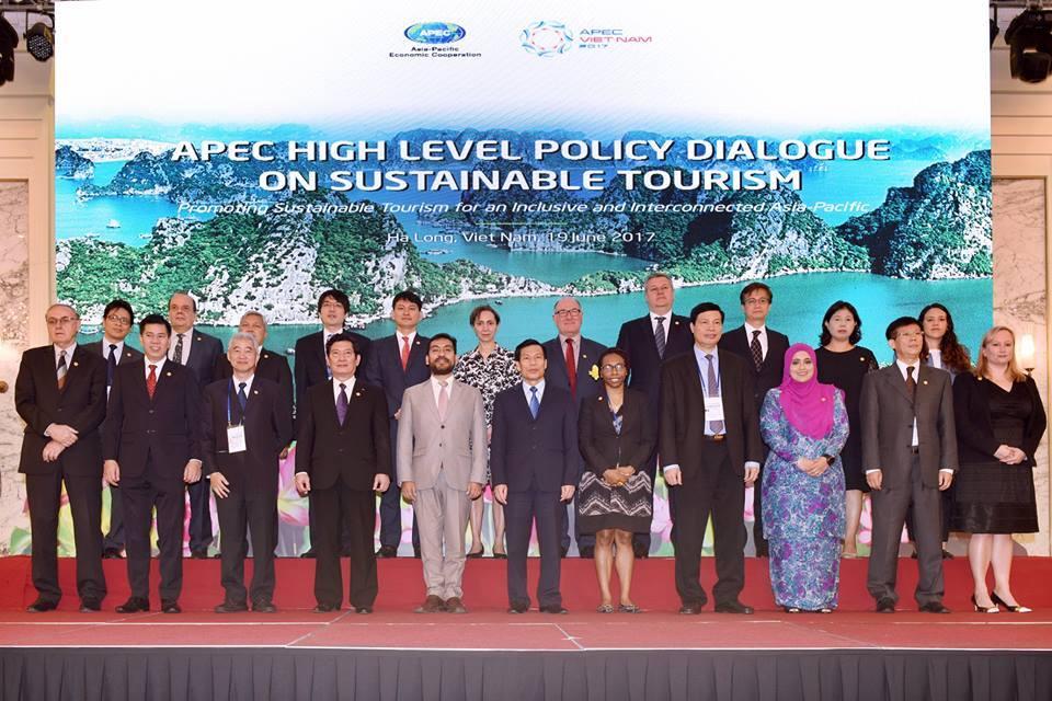 Miaqua tham gia tài trợ Hội Nghị đối thoại chính sách cao cấp APEC về du lịch bền vững.
