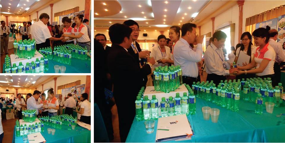 Miaqua đồng hành cùng ngày hội Giao thương xúc tiến thương mại & Đại hội Hội Doanh nhân trẻ tỉnh Tây Ninh năm 2017.