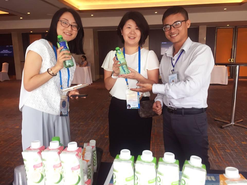 Miaqua – Tiếp tục đồng hành cùng sự kiện Apec TP.HCM
