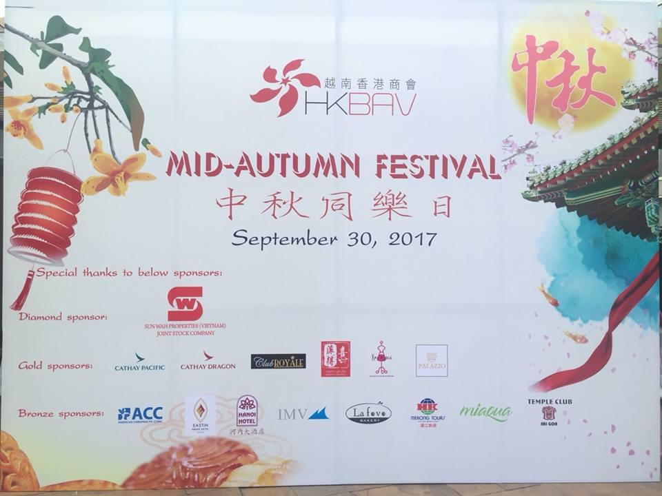 Miaqua đồng hành cùng Lễ hội trung thu truyền thống