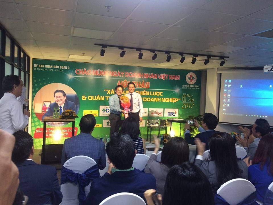 Miaqua đồng hành cùng Hội thảo và Gala dinner chào mừng Ngày Doanh nhân Việt Nam