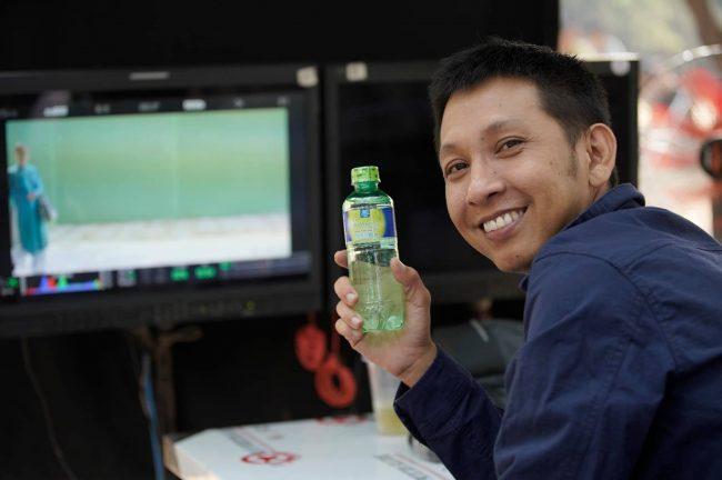 """Miaqua đồng hành cùng đoàn làm phim """"Phượng Khấu"""" – bộ phim cung đấu đầu tiên tại Việt Nam"""